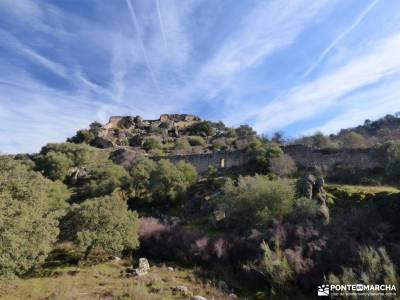 Ciudad de Vascos-Dolmen de Azután;senderismo sierra madrid sitios visitar madrid senderismo madrid